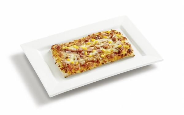 Pizzaschnitte Schinken