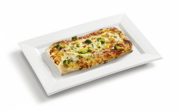 Pizzaschnitte Gemüse