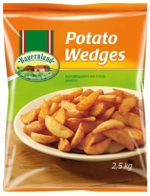 Potato Wedges 2,5kg